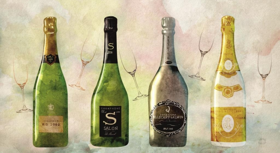 The Champagne Guide: 4 Best Champagnes with Highest Ratings ...