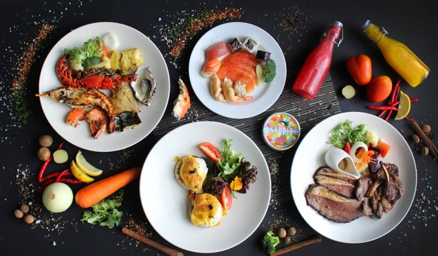 All You Can Eat: 6 Buffet Restaurants in Jakarta Worth a